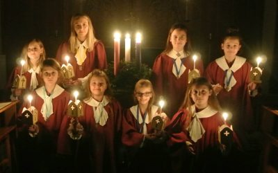 Peace Blessing Recording By Young Choristers