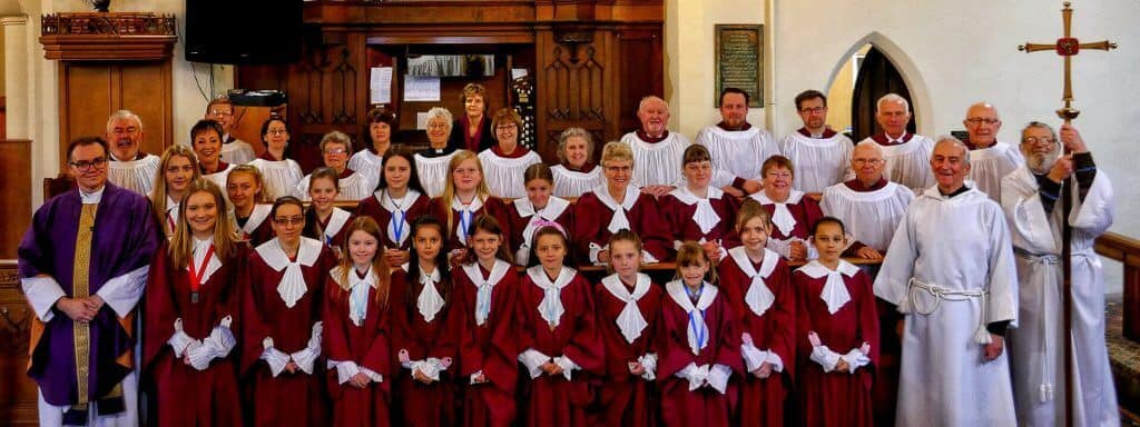 St Johns Choir December 2017