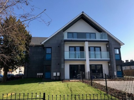 New Flats On The Grounds Of Former St Matthews